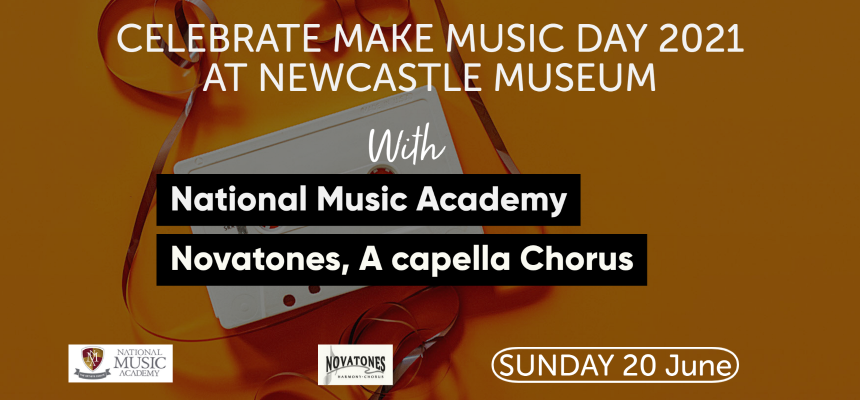 Make Music Day at Newcastle Museum
