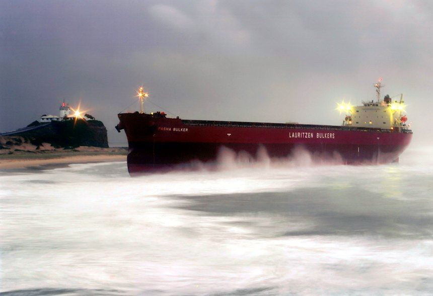 Photographer Daniel James - Image courtesy of Newcastle Maritime Centre